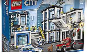 Lego city police station 60141 - £42 in tesco extra top valley