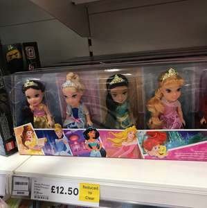 Toys Reduced to Clear @ Tesco Linwood Upto 75% off including Lego, Disney Princess & Paw Patrol
