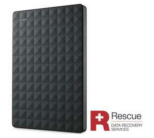 Seagate 1TB Portable 2 Year Rescue Service at Argos for £44.99