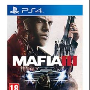 MAFIA 3 PS4 / Xbox one - £12.99 - @ Game