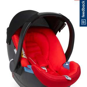 Mothercare Red Car Seat £40 from £120. IN STOCK