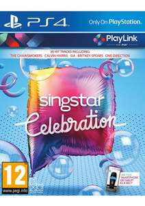 Singstar Celebration (PS4) £7.85 Delivered @ Simply Games