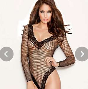 Going fishing? Monica Fishnet Body at Ann Summers for £8