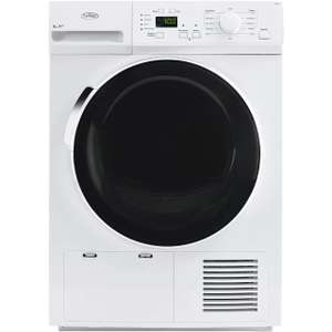 Belling BELFHD800 Heat Pump Tumble Dryer at ao.com for £329