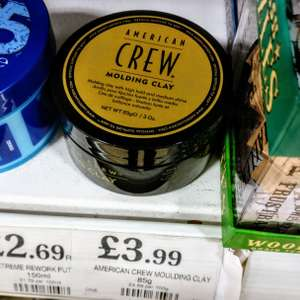 American Crew Molding Clay £3.99 at Home Bargains