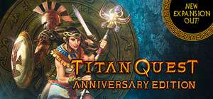 Titan Quest Anniversary Edition (PC) £3.59 @ Steam