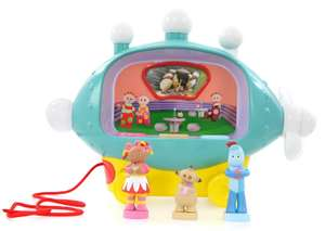 In the Night Garden  Musical Activity Pinky Ponk £13.50 for prime members @ Amazon