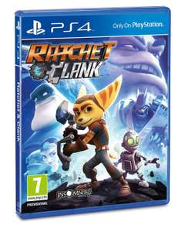 [PS4] Ratchet & Clank - £9.99 - Grainger Games