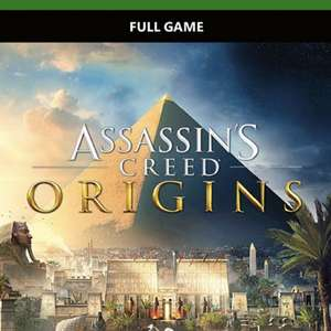 Assassins Creed Origins - Digital Download for Xbox One £29.99 @ CD Keys plus receive AC Unity free