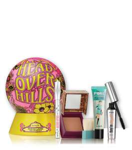 Benefit Head Over Hills - 4 full size products for £26.50! @ Benefit Cosmetics