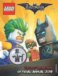 Poundland - Hanley - The LEGO® BATMAN MOVIE: Official Annual 2018 £1