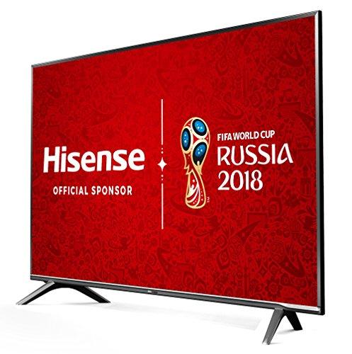 Hisense H55N5700UK 55-Inch 4K UHD Smart TV at Amazon.co.uk £449