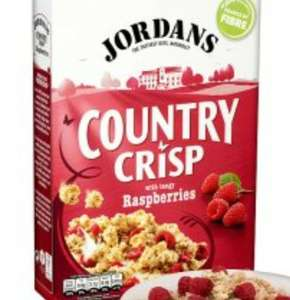 Jordans Country crisp   half price £1.34 ,   use PYO  to get them for £1.07 @ Waitrose