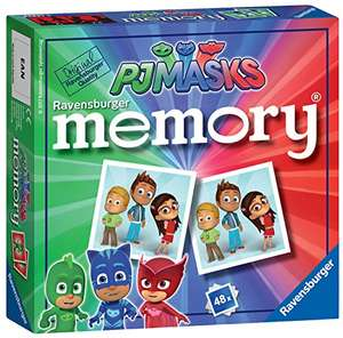 Ravensburger PJ Masks Mini Memory @ Amazon Add-on Item