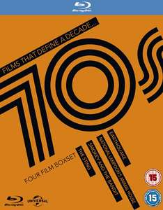 Films That Define a Decade: '70s (Blu-Ray Box Set) £5.44 Delivered (Using Code) @ Zoom (£5.95 @ Amazon W Prime)
