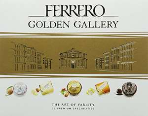 Ferrero Golden Gallery Assortment, 22 Pieces £6.99 Prime @ Amazon