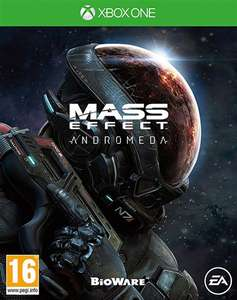Mass Effect: Andromeda (Xbox One) £12 @ CEX