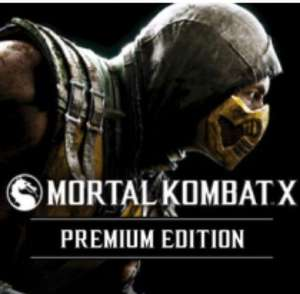Mortal Kombat X Premium Edition PC for £3.99 @ CDKeys