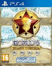 ex rentals Tropico 5 Complete Collection PS4@boomerang