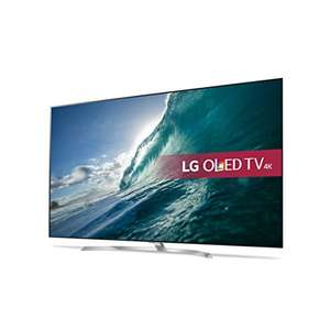 LG OLED55B7V 55 inch Premium 4K Ultra HD HDR Smart OLED TV (2017 Model) £1399 @ Amazon