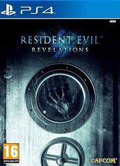ex rentals Resident Evil Revelations HD Remake PS4 £10.75 @ boomerang