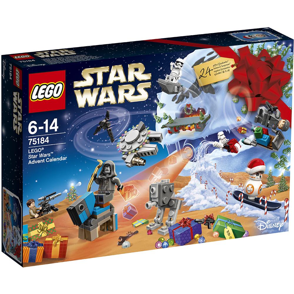 LEGO Star Wars Advent Calendar (75184) £7.50 instore @ Dobbies