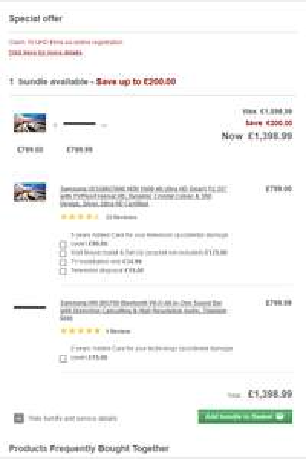 "Samsung UE55MU7000 HDR 1000 4K Ultra HD Smart TV, 55"" with TVPlus/Freesat HD bundle with Samsung HW-MS750 Bluetooth Wi-Fi All-In-One Sound Bar and Claim 10 UHD films via online registration £1398.99 @ John Lewis"