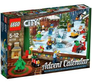 LEGO City Advent Calendar - 60155 £6 instore at Dobbies