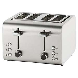 Breville 42 slice toaster...  for the bigger family courtesy of Tesco