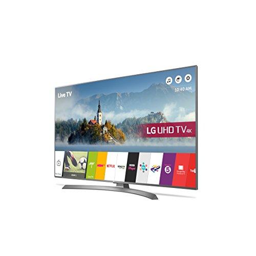LG 49UJ670V 49 inch 4K Ultra HD HDR Smart LED TV (2017 Model) - £379 @ Amazon