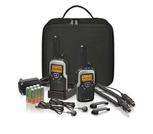 Binatone Action 1100 long range Walkie Talkie travel pack. £39.99 delivered @ sold and despatched by electrical emporium via Amazon
