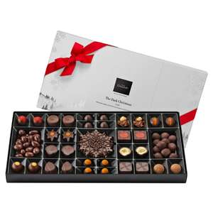 Hote Chocolate - The Christmas Chocolates Luxe – Dark ( Hotel Chocolate 50% off) - £17.50 (+£3.95 P&P)