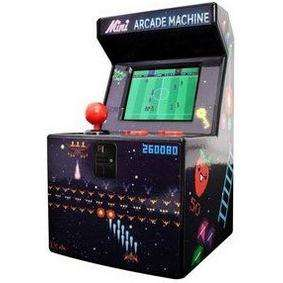 Mini Arcade Machine Game £12.49 + Get A free £5 voucher over £10 spend Free C&C @ Maplins