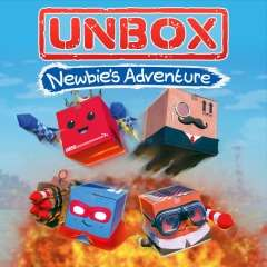 UNBOX: NEWBIE'S ADVENTURE £9.79 @ PS store