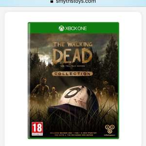 The Walking Dead - Telltale Collection (Xbox One & PS4) £29.99 @ Smyths