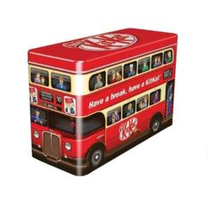 Kitkat Chocolate Bus tin - £1.50 @ Sainsburys- sold out online
