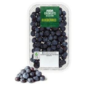 ASDA Grower's Selection Blueberries 200gr, 2 for £3