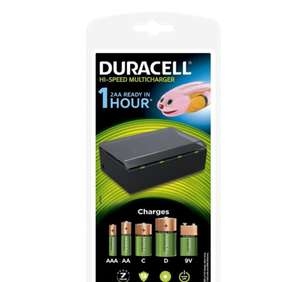 Duracell Multi Charger - £22 @ MyMemory