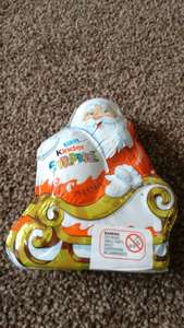 Kinder surprise better then half price at b&m for 29p