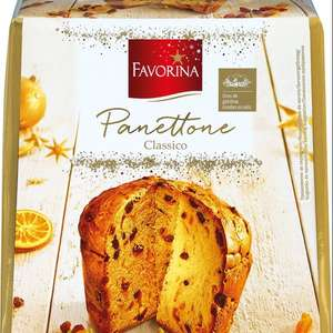 Lidl Panettone 1kg Half Price £1.99 was £3.99