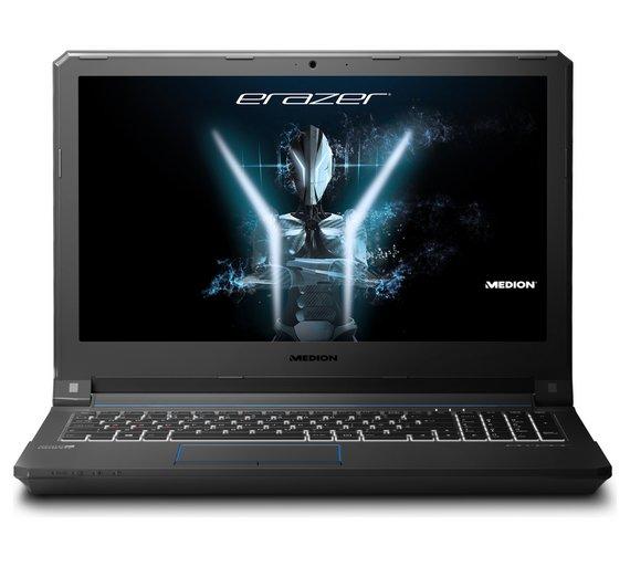 Medion erazer x6603 gaming laptop I7, 256 gb ssd, 8 gb, 1 tb hdd, 1050ti at Argos for £899.99