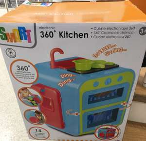 Smart 360 kitchen for £15 @ Sainsbury Moor Allerton Leeds