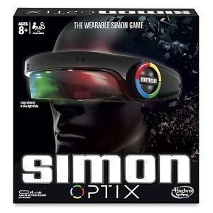 Hasbro Simon Optix Game at Ebay sold by UK Sky Online for £18.04