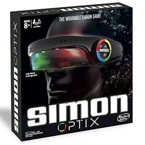 Hasbro Gaming Simon Optix Game at Amazon for £15 Prime (£17.99 non Prime)