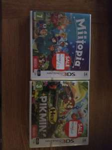 Asda sale on some 3ds games from £10 instore