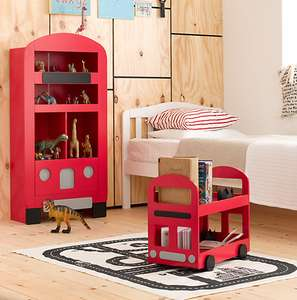 Bus Bookcase  (was £85) now £40 @ Mothercare
