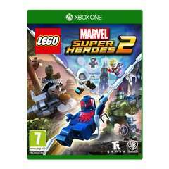 LEGO Marvel Superheroes 2 Xbox One/PS4 at Smyths for £29.99