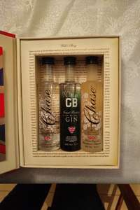 Chase Brand Book Trio Gift Set @ Waitrose Newark for £2.99