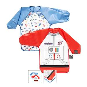 Astronaut coverall bibs Mothercare, down from £9 to 50p (free C&C)