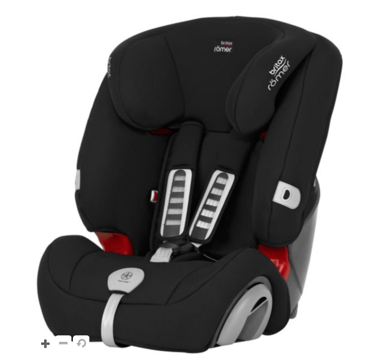 Britax Romer Evolva Plus 123 car seat at Boots for £89.99